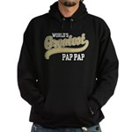 World's Greatest Pap Pap Hoodie (dark)