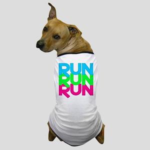 Run Run Run Dog T-Shirt