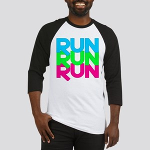 Run Run Run Baseball Jersey