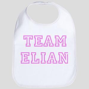Pink team Elian Bib