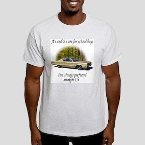 """Straight """"C"""" -003 T-Shirt"""