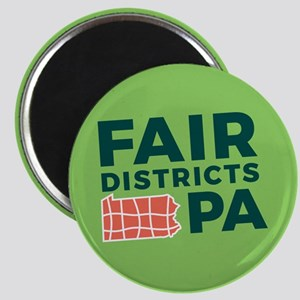 Fair Districts PA Magnet