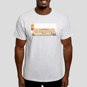 Ouija Ash Grey T-Shirt