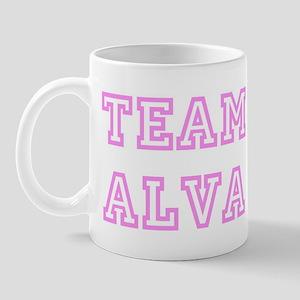 Pink team Alva Mug