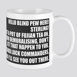 BlindPewMug1 Mugs