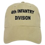 4TH INFANTRY DIVISION Cap