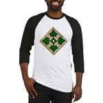 4TH INFANTRY DIVISION Baseball Jersey