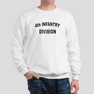 4TH INFANTRY DIVISION Sweatshirt