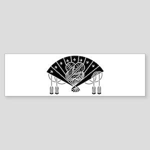Akita fan Sticker (Bumper)