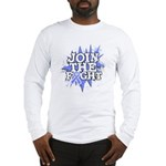 Join Fight Stomach Cancer Long Sleeve T-Shirt