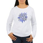 Join Fight Stomach Cancer Women's Long Sleeve T-Sh