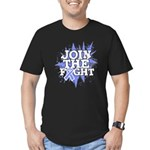 Join Fight Stomach Cancer Men's Fitted T-Shirt (da