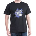 Join Fight Stomach Cancer Dark T-Shirt