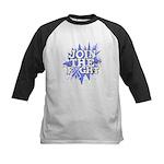 Join Fight Stomach Cancer Kids Baseball Jersey