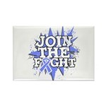 Join Fight Stomach Cancer Rectangle Magnet (100 pa