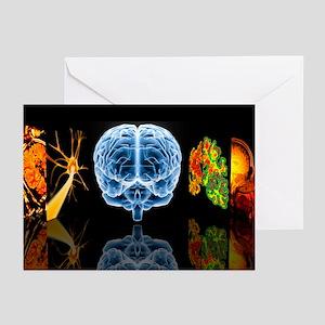Neurology - Greeting Cards (Pk of 20)