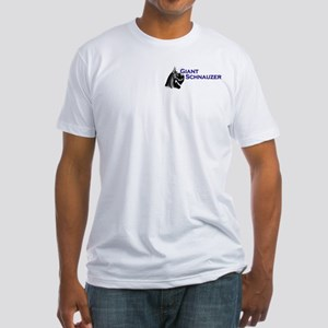 giant head to tail Fitted T-Shirt
