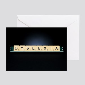 Dyslexia - Greeting Cards (Pk of 20)