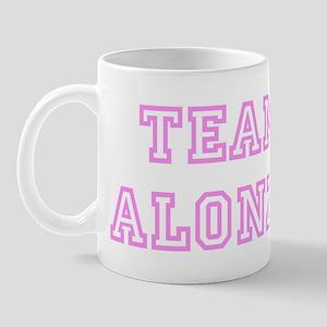 Pink team Alonzo Mug