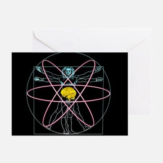 Human intelligence - Greeting Cards (Pk of 20)