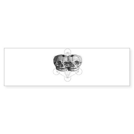 10x10_apparelblk copy.png Sticker (Bumper)