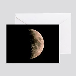 Waxing crescent Moon - Greeting Cards (Pk of 20)