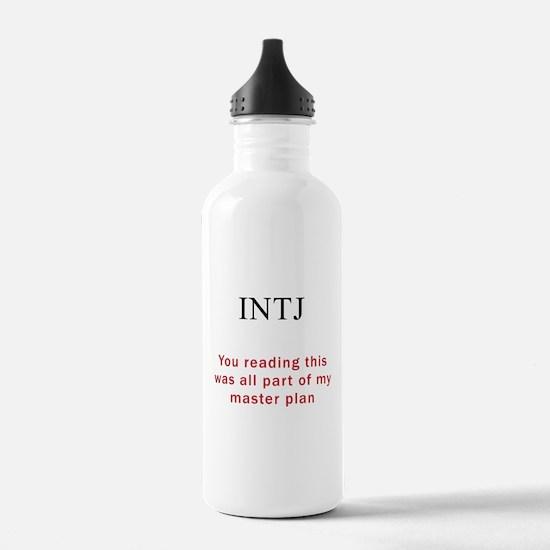 INTJ Plan Water Bottle