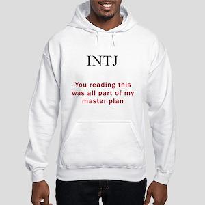 INTJ Plan Hooded Sweatshirt