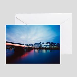 London Bridge - Greeting Cards (Pk of 20)