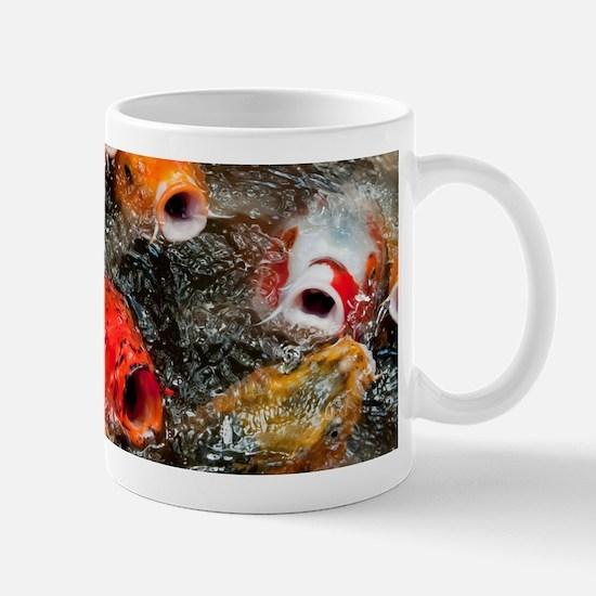 Cute Feed the hungry Mug