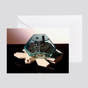 Turtle robot - Greeting Cards (Pk of 20)