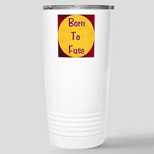 BORN TO FUSE Mugs