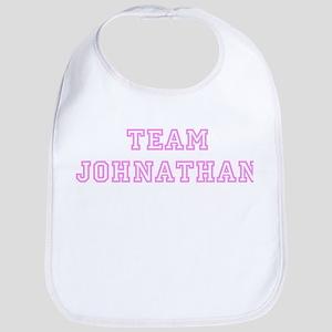 Pink team Johnathan Bib