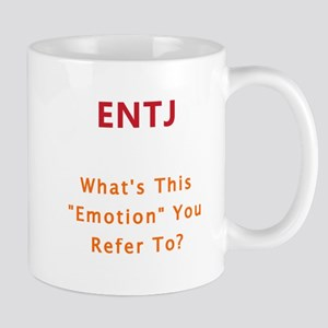 ENTJ Emotion Mug