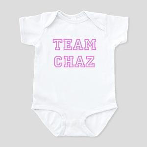 Pink team Chaz Infant Bodysuit