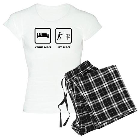 Disc Golf Women's Light Pajamas