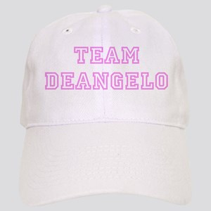 Pink team Deangelo Cap