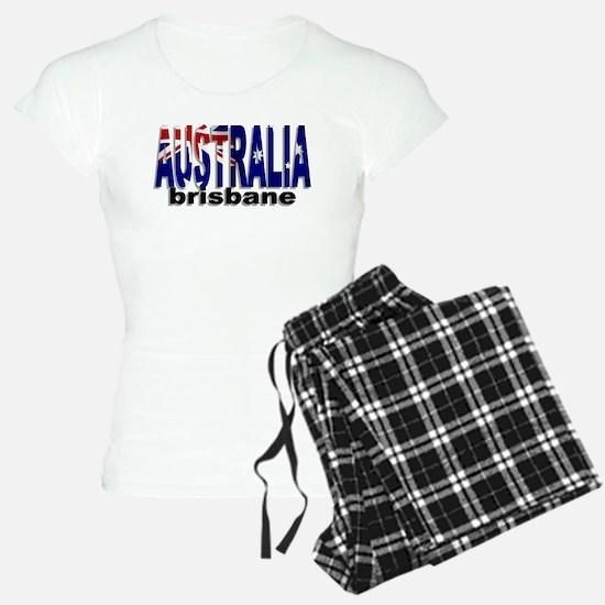 Australia Brisbane Pajamas