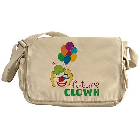 Future Clown Messenger Bag