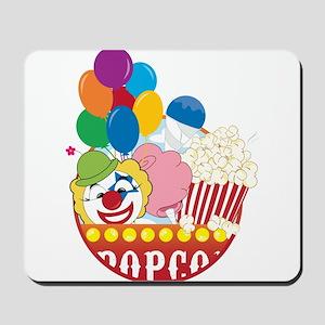 Carnival Logo Mousepad