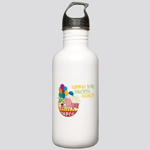 Carnival Logo Stainless Water Bottle 1.0L