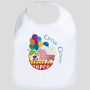 Circus Clown Bib