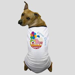 Circus Clown Dog T-Shirt