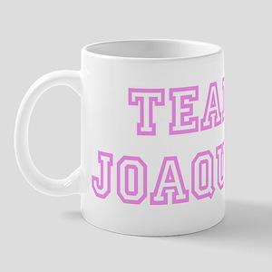 Pink team Joaquin Mug