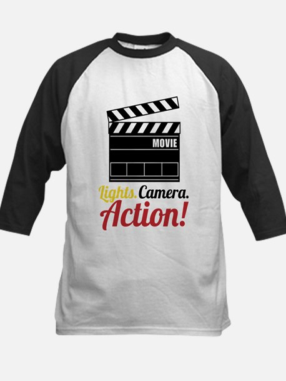 Action Kids Baseball Jersey