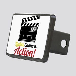 Action Rectangular Hitch Cover