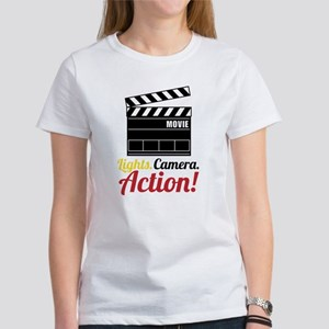 Action Women's T-Shirt