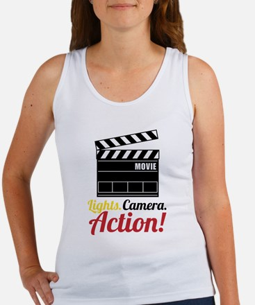 Action Women's Tank Top