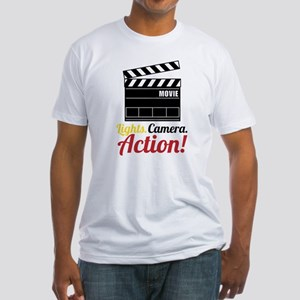 Action Fitted T-Shirt