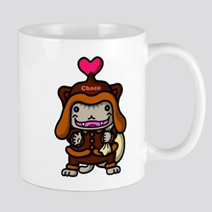 Choco Santanyan Mug
